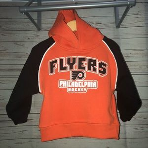 Other - Boys Toddler 2T Hockey Flyers Hoodie/ Sweatshirt